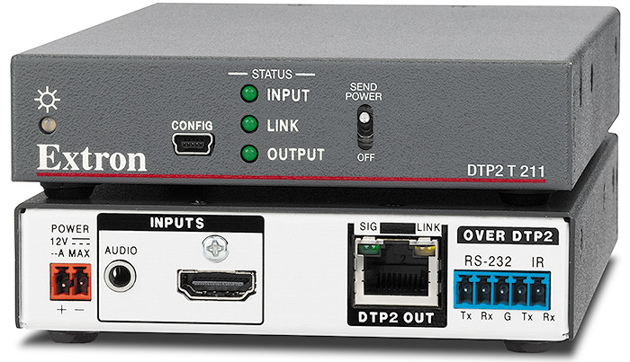 The Extron DTP2 T 211