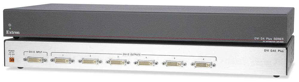 DVI DA6 Plus - Six Output with EDID Minder