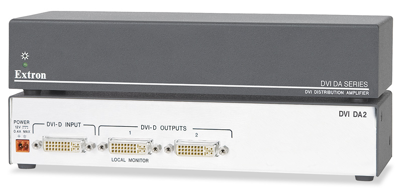 DVI DA2 - Two Output DVI