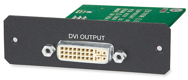 DVI Output Board - ISS 506