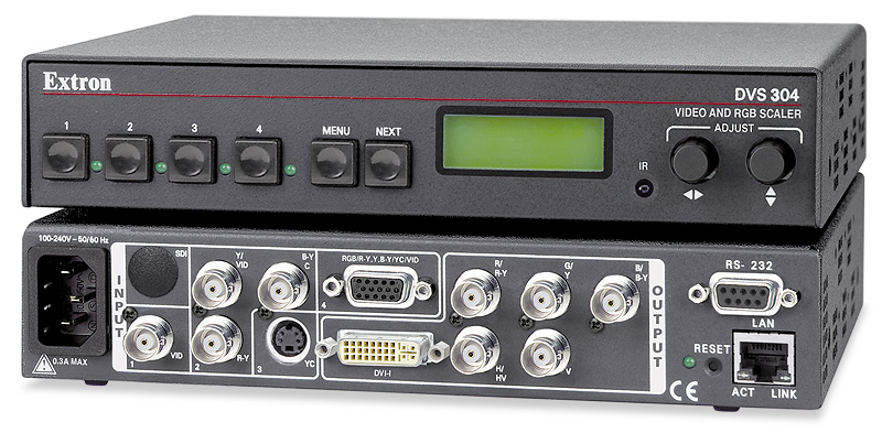 DVS 304 DVI - Standard Version