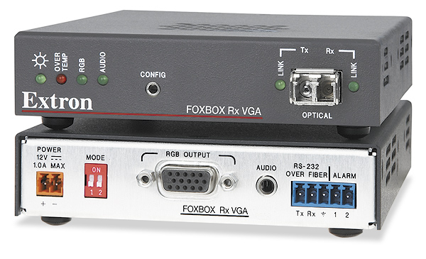 The Extron FOXBOX Rx VGA