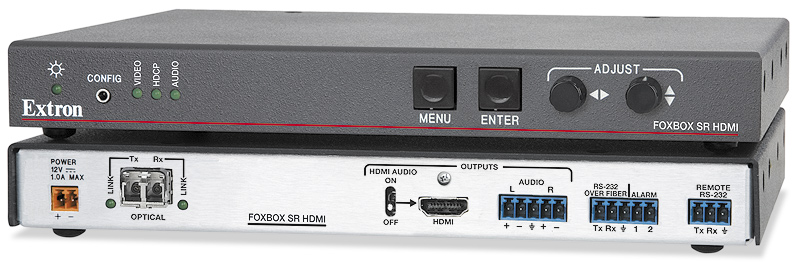 The Extron FOXBOX SR HDMI