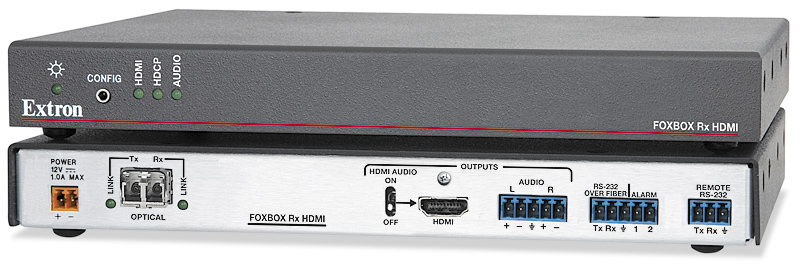 The Extron FOXBOX Rx HDMI
