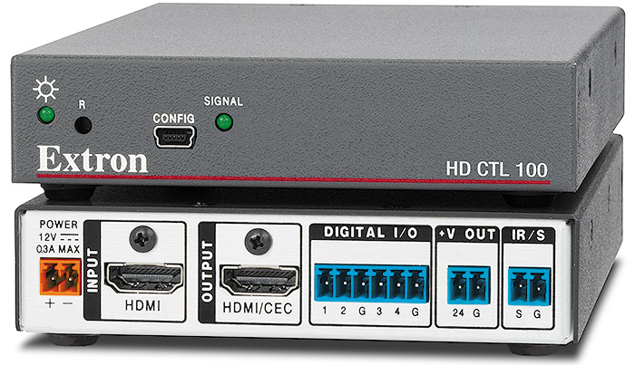 The Extron HD CTL 100