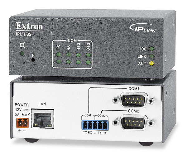 The Extron IPL T S2