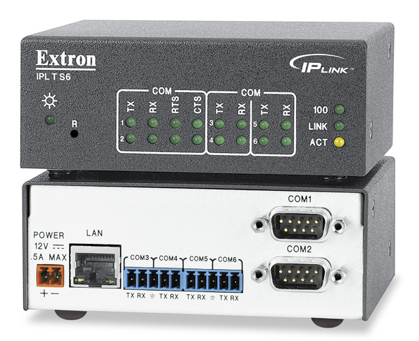 The Extron IPL T S6