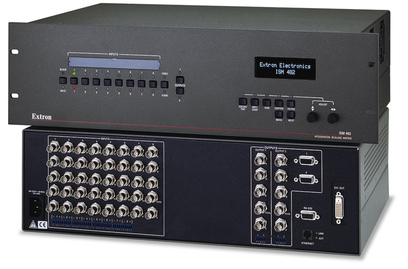 The Extron ISM 482