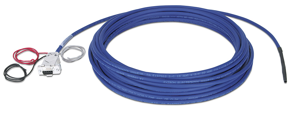 MLC IR/RS-232 P/50 - Comm Cable, 50' (15.2m)
