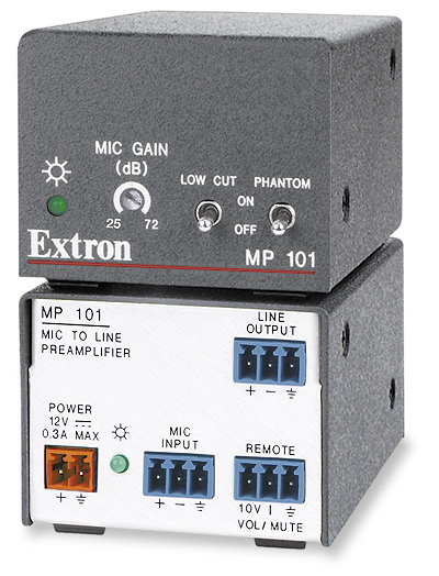 The Extron MP 101