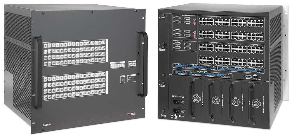 The Extron MTPX Plus 6400 Series