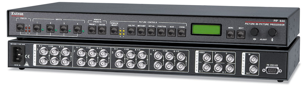 The Extron PIP 444