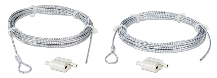SMK A 2C - 2-pack Speaker Aircraft Cable Kit for the SF 26PT
