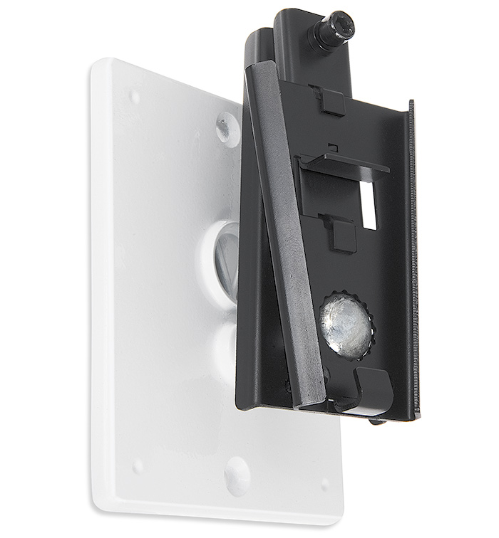 V-Lock Wall Bracket - V-Lock for SI 3, Pair - White