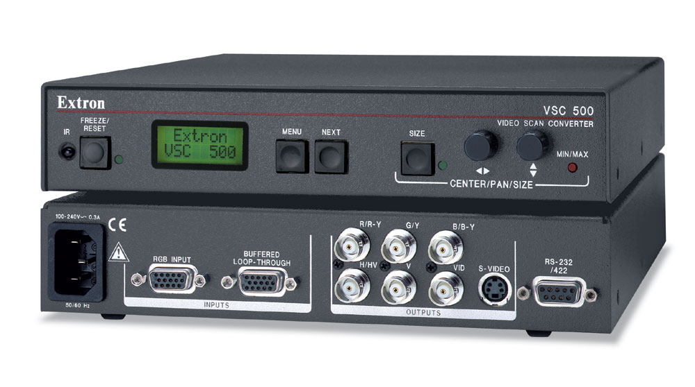 The Extron VSC 500