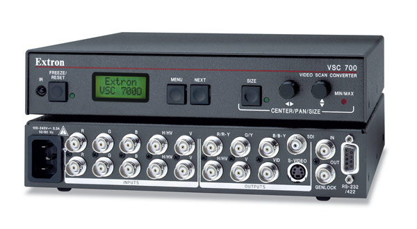 VSC 700D - With SDI Output