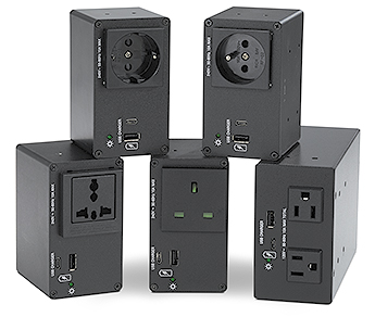 The Extron AC+USB 300 Series Power Modules