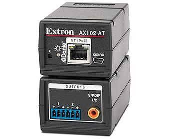 The Extron AXI 02 AT