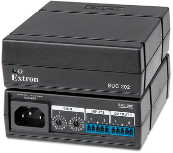 The Extron BUC 202