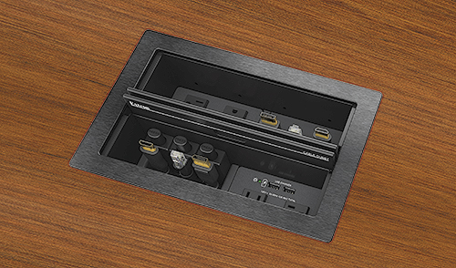 The Extron Cable Cubby 1402