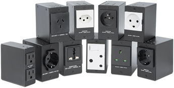 Cable Cubby Power Modules