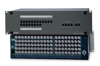 The Extron CrossPoint  128 Matrix Switchers