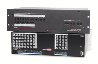 CrossPoint 300 84 - Matrix Switchers   Extron