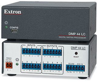 The Extron DMP 44 LC
