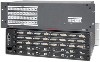 The Extron DMS 2000 and DMS 3200
