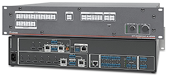 The Extron DTP CrossPoint 82 4K
