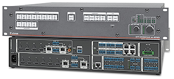 The Extron DTP CrossPoint 84 4K