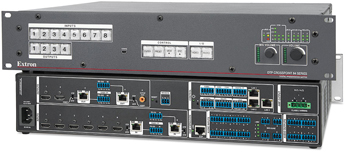 The Extron DTP CrossPoint 84