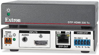 The Extron DTP HDMI 4K 330 Tx