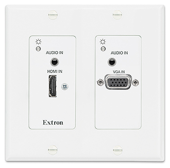The Extron DTP T UWP 4K 232 D