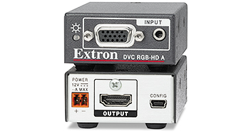 The Extron DVC RGB-HD A