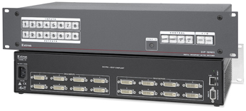 DVI Matrix Switchers