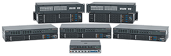 The Extron DXP HD 4K PLUS Series