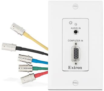 extender plus extenders line drivers extron