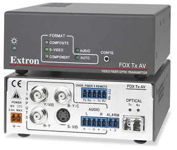 The Extron FOX Tx AV