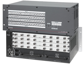 SDI & HD-SDI Modular & Expandable Matrix Switchers