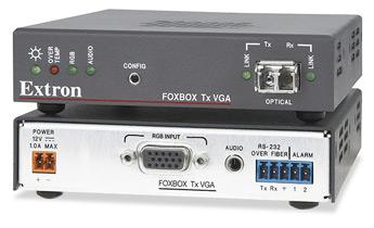 EXTRON FOXBOX TX VGA FIBER OPTIC TRANSMITTER DRIVERS FOR WINDOWS MAC