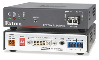 Extron FOX T USW 103 Fiber Optic Transmitter Drivers for Windows 10