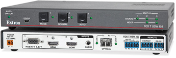 The Extron FOX T USW 103