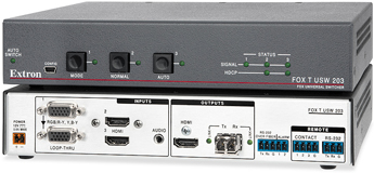 The Extron FOX T USW 203
