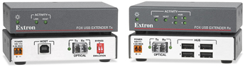 The Extron FOX USB Extender