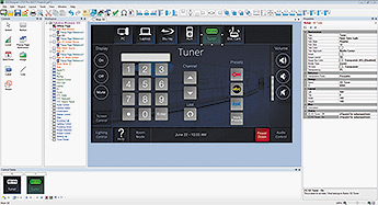The Extron GUI Designer