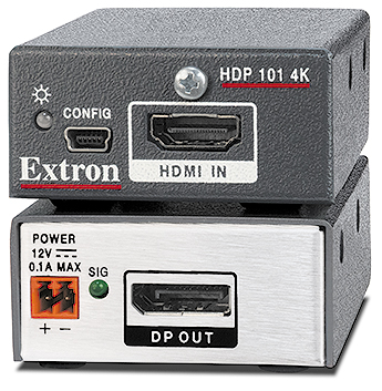 The Extron HDP 101 4K