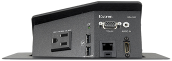 The Extron Hideaway HSA 300
