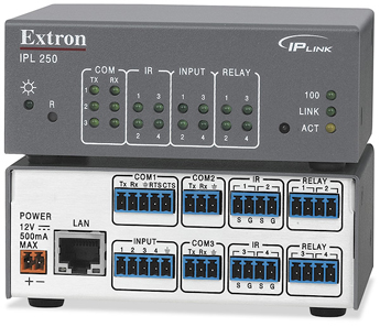 The Extron IPL 250