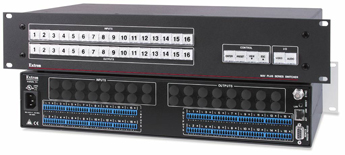The Extron MAV Plus 1616 A